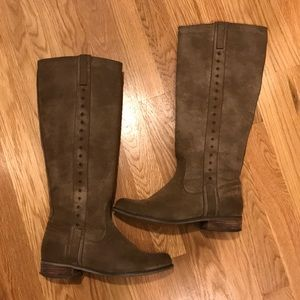 MIA women's practice equestrian boot